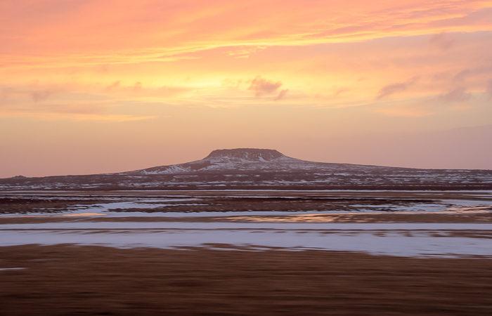 Island-Kosten-eine-Woche-Sonnenuntergang-Roadtrip