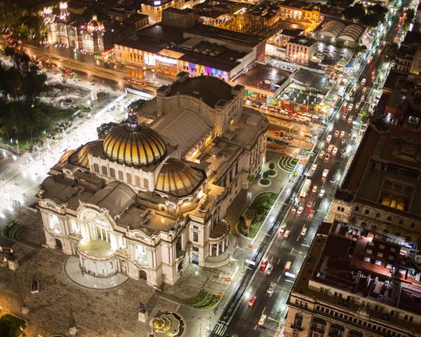 Sichere Unterkünfte, die besten Stadtteile und die schönsten Ecken – So eroberst Du alleine Mexiko-Stadt!