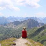 7 Tipps, wie du auch als Frau entspannt alleine wandern kannst