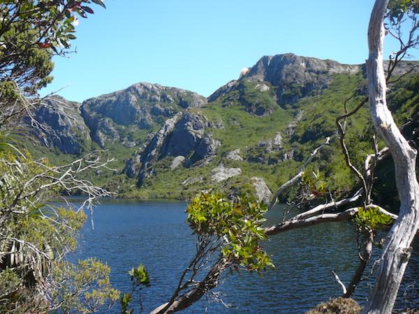 Alleine Wandern - Cradle Mountain National Park Tasmanien