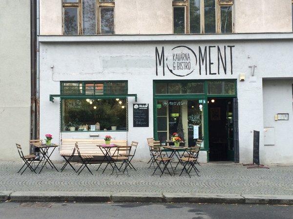 Prag Tipps Café Moment