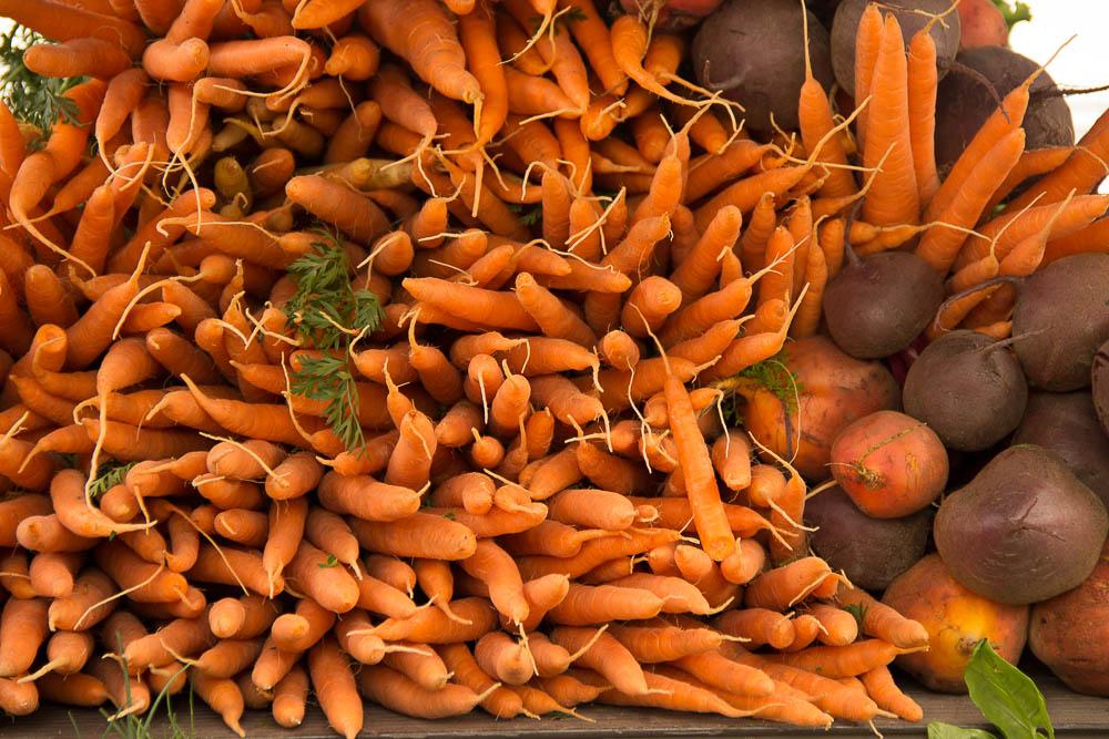 Prag Tipps Gemuese auf dem Farmers Market