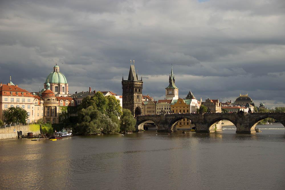 Prag Tipps: Karlsbrücke