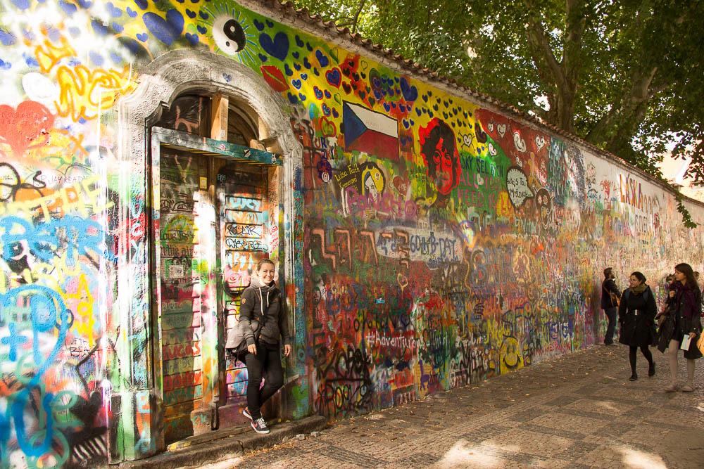 Prag Tipps Die Lennon-Wall