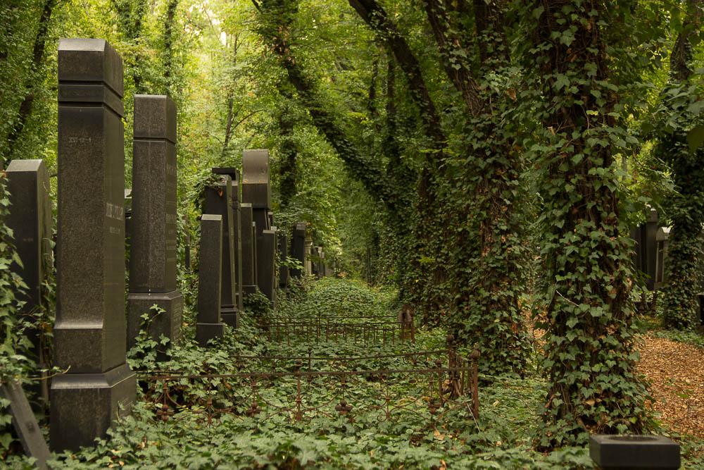 Prag Tipps: Ein juedischer Friedhof