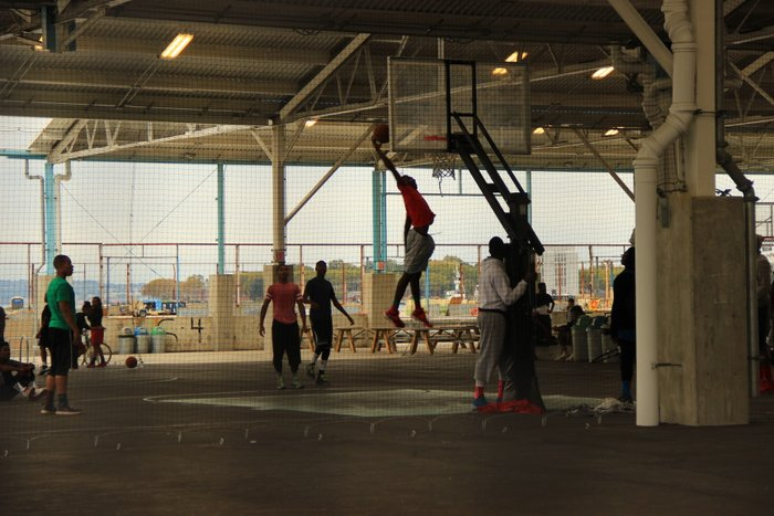 New-York-Bilder-Basketball