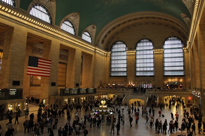 New-York-Bilder-Central-Station