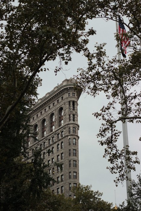 New-York-Bilder-Flat-Iron