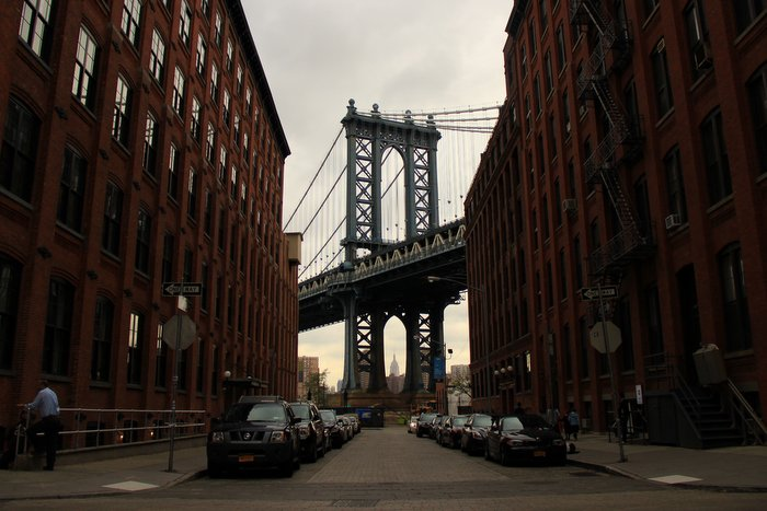 New-York-Bilder-Williamsburg-Bridge