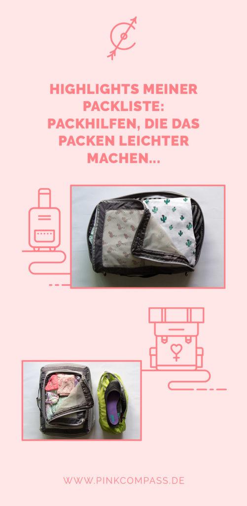 Meine Packhilfen für Deine Packliste