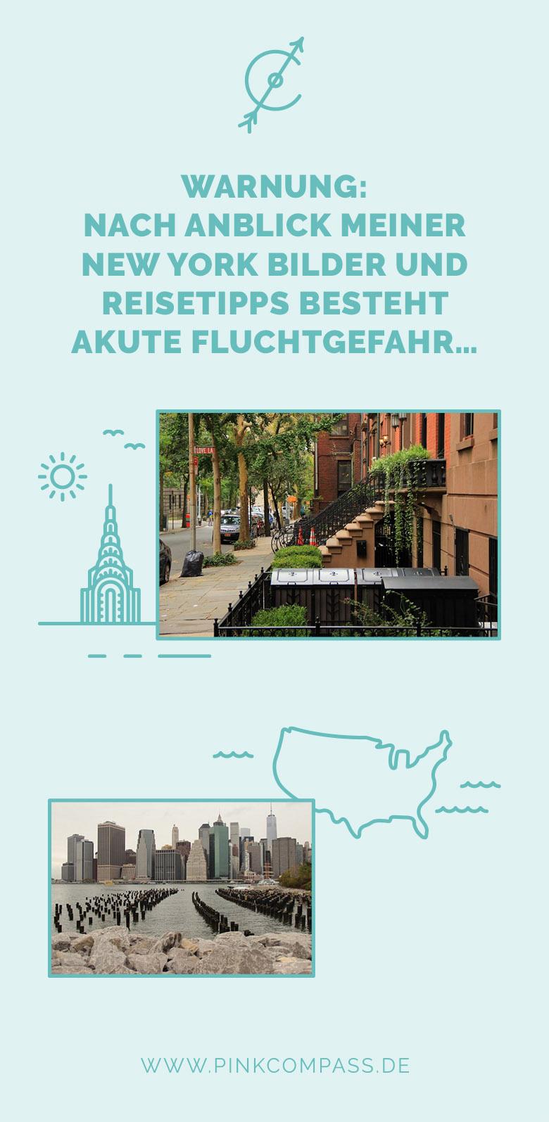 Bilder und Reisetipps für New York