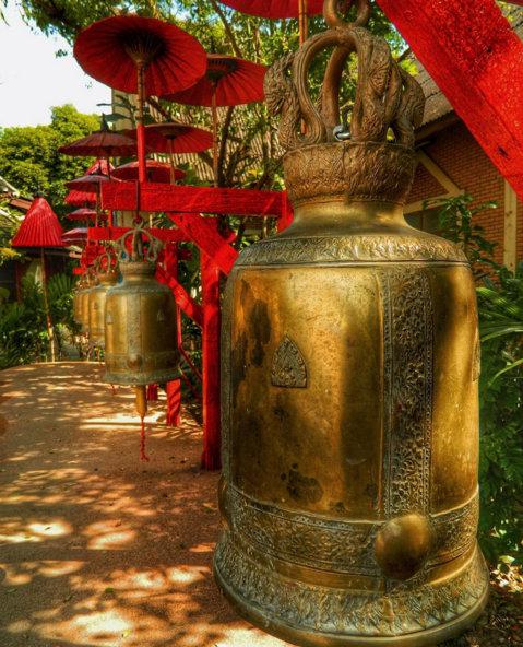 Chiang-Mai-Tempel