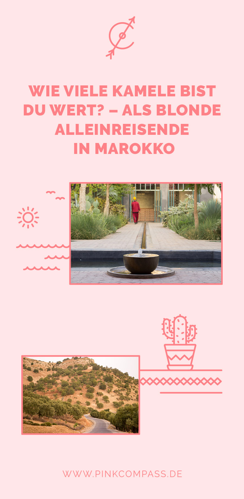 Marokko, alleine reisen als Frau