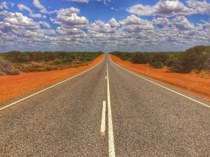 Arbeitssuchend auf Reisen - on the road