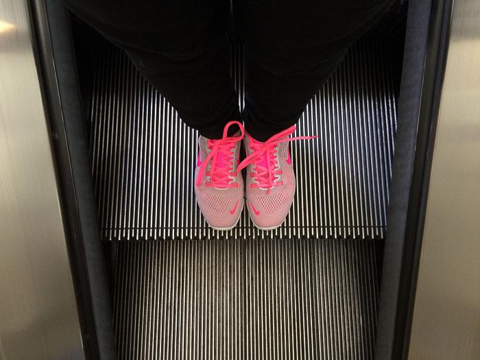Packliste Urlaub Schuhe