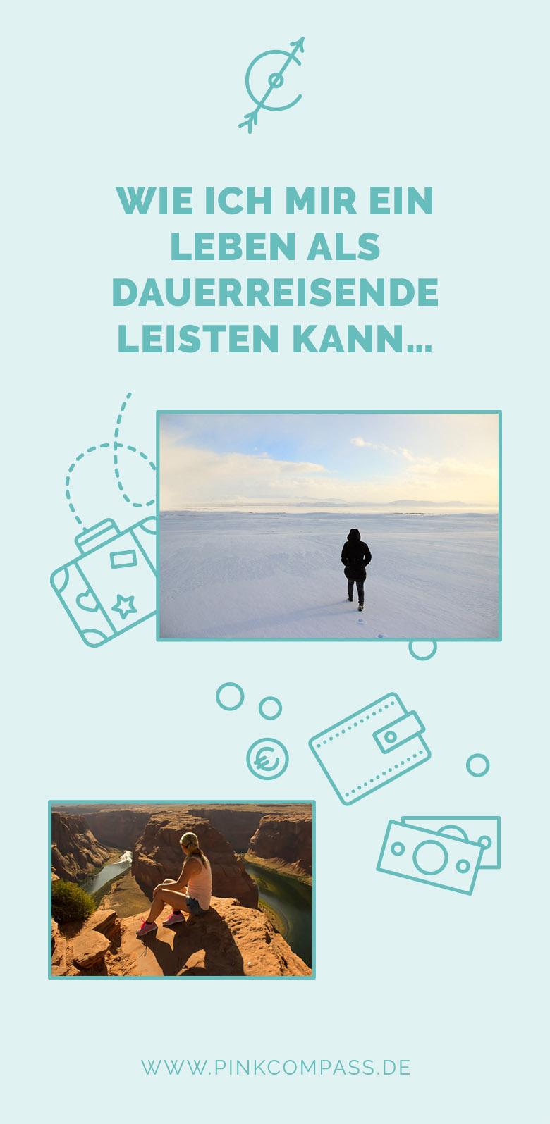Auf Reisen Geld verdienen: Wie kann ich mir eigentlich ein Leben als Dauerreisende leisten? Wie verdiene ich auf Reisen Geld und habe ich noch normale Backpacker-Jobs? Alles, über mein Leben als Digitale Nomadin und wie ich mir das Reisen finanziere, liest Du hier!