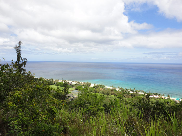 Hawaii Urlaub - Lanikai-Pillbox-Hike