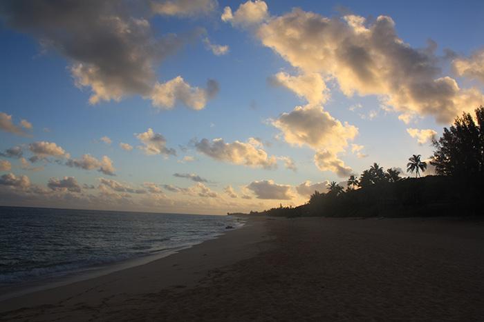 Reisen nach Hawaii allein