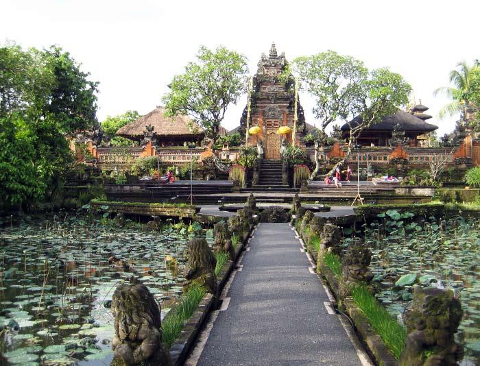 Alleine sein in Bali