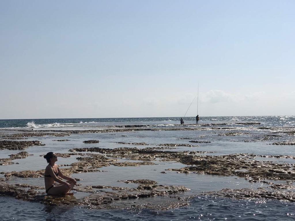 Couchsurfing auf Libanesisch: Am Meer