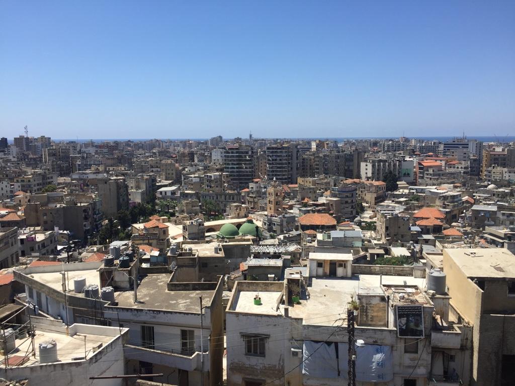 Couchsurfing auf Libanesisch - Beirut