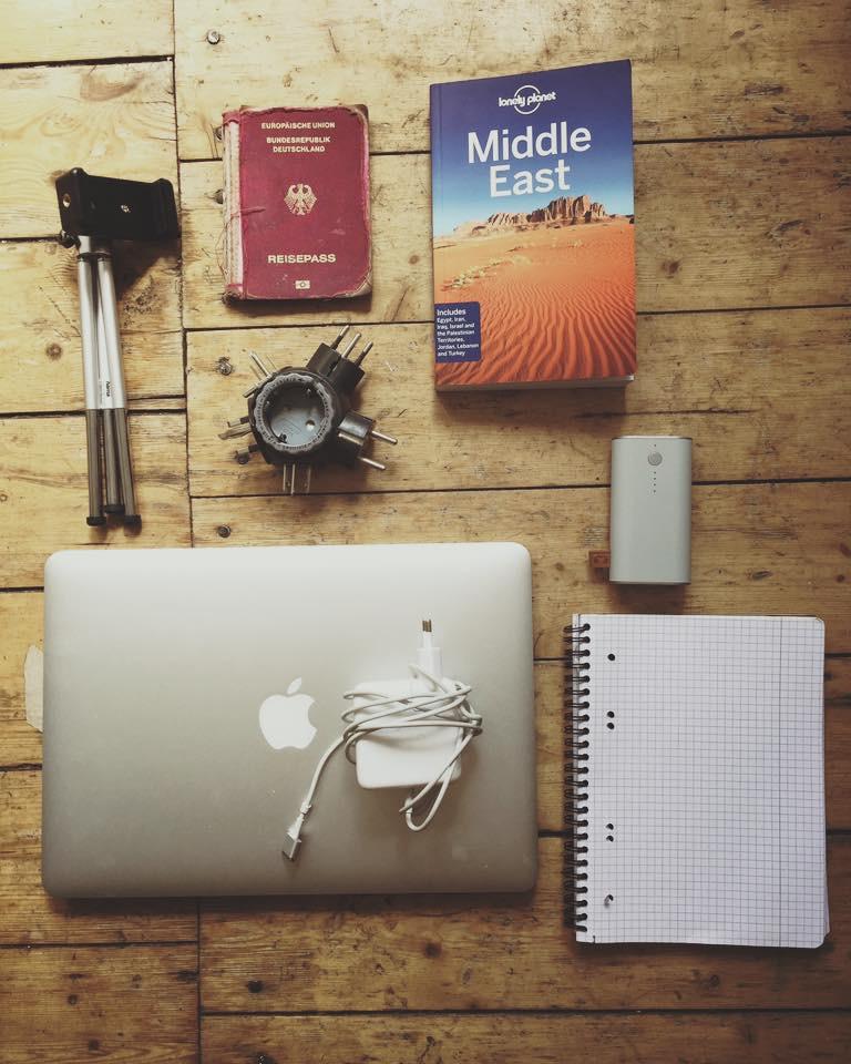 Couchsurfing auf Libanesisch: Packliste