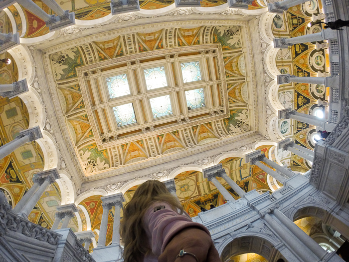Urlaub alleine: Alleine reisen für Anfänger - Washington DC