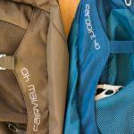 Der neue Handgepäck-Rucksack für Frauen: Ospreys Fairview 40 im Pink Compass Test