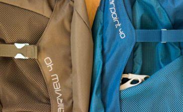 Der neue Handgepäck Rucksack für Frauen: Ospreys Fairview 40 im Pink Compass Test