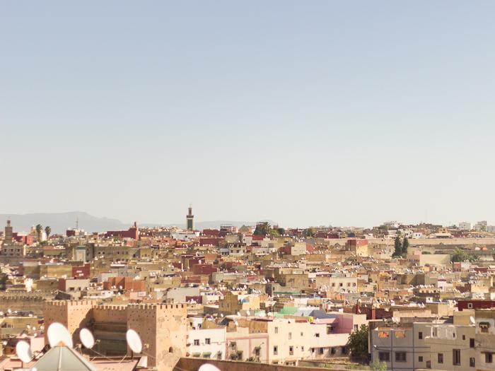 Pink Compass - Marokko Reise als Alleinreisende