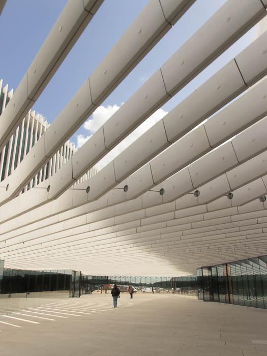 Schöne Bilder: Städtereise Lissabon und symetrische Gebäude