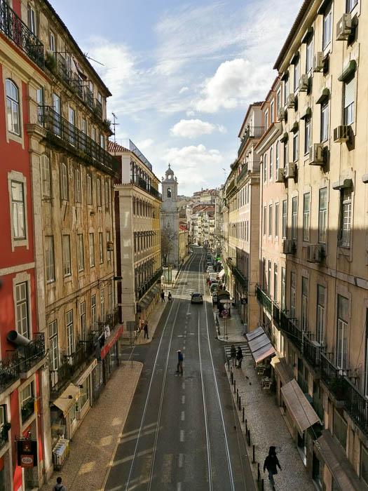 Schöne Bilder: Städtereise Lissabon und seine Architektur