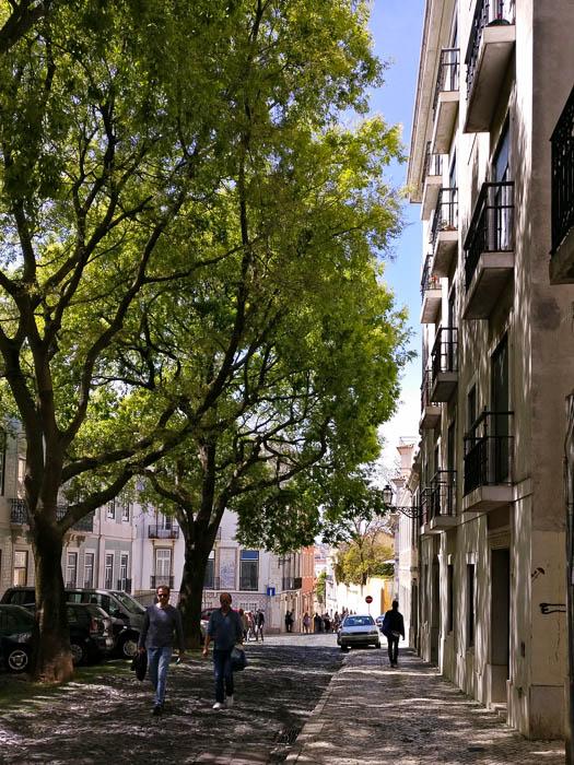 Schöne Bilder: Städtereise Lissabon im Herbst