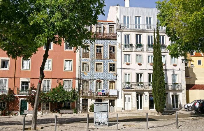 Städtereise Lissabon Architektur