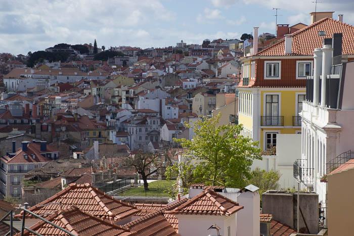 Schöne Bilder: Städtereise Lissabon und seine Häuser