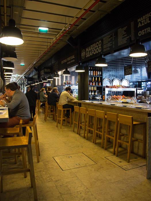 Schöne Bilder: Städtereise Lissabon und der Markt