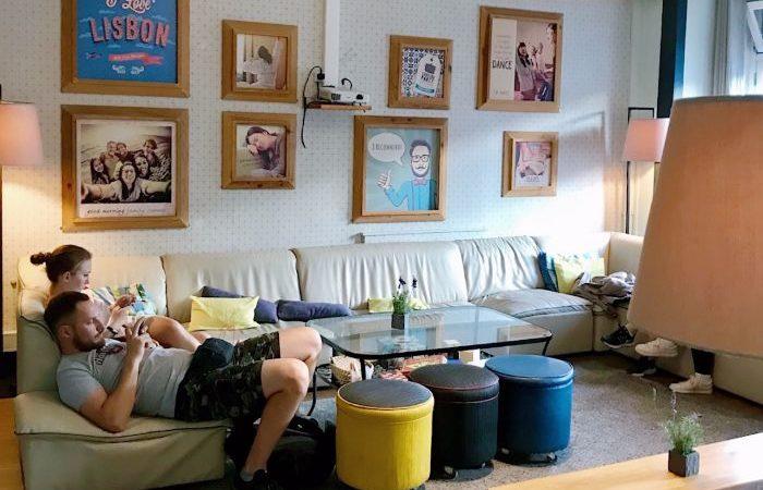 Zu alt für Hostels