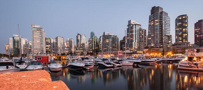 Vancouver Sehenswürdigkeiten Fotonomaden Waterfront