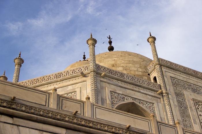 Indien-Rundreise-Erfahrungen-Taj-Mahal