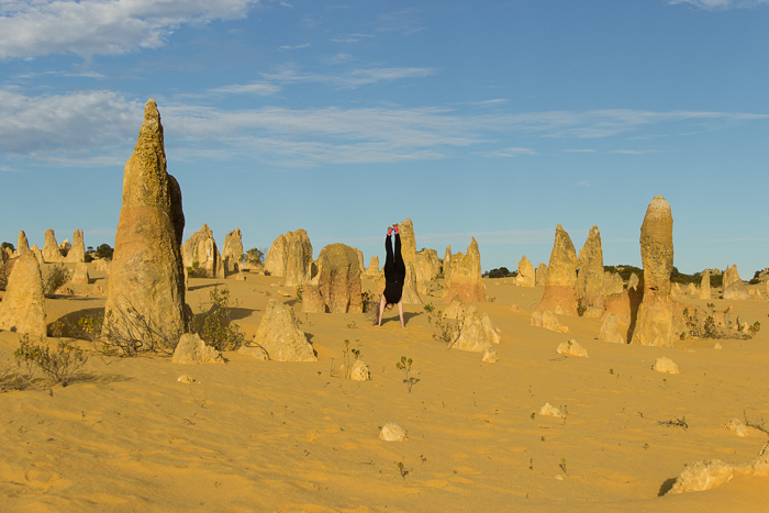 Westaustralien Komfortzone Pinnacles