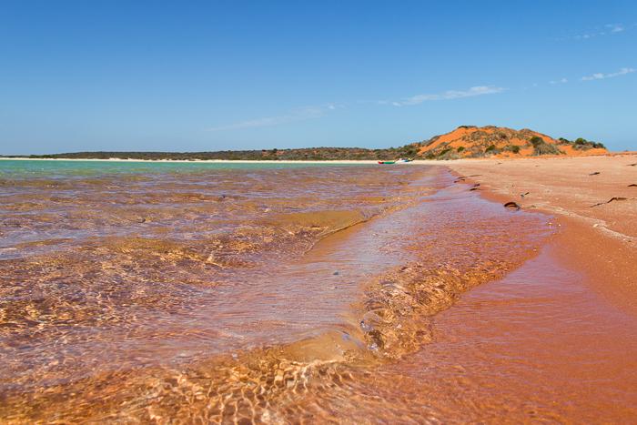Westaustralien Komfortzone BigLagoon
