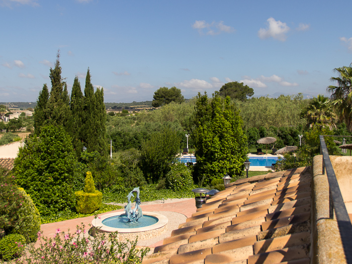 Yoga Retreat Mallorca Pool