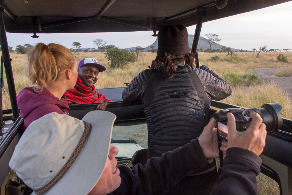 Gadventures Safari Tansania Tourguide