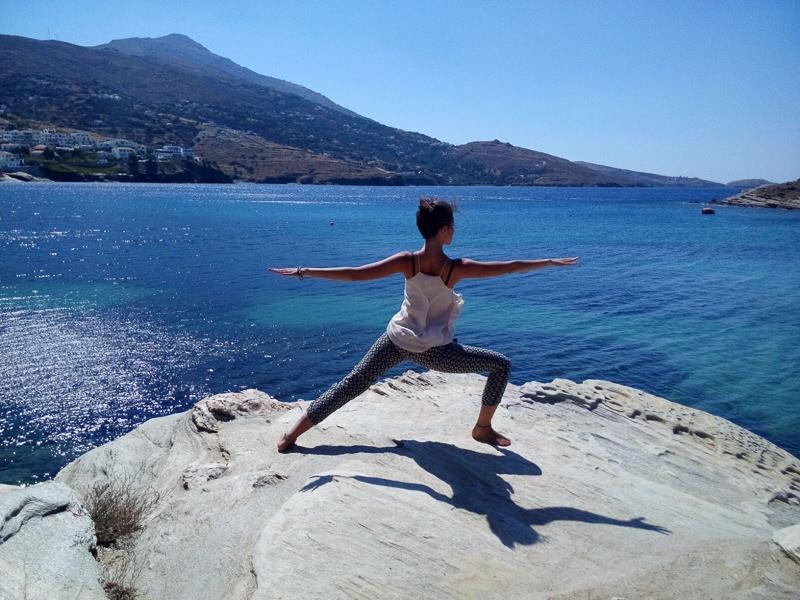 Yoga-auf-Reisen-Griechenland