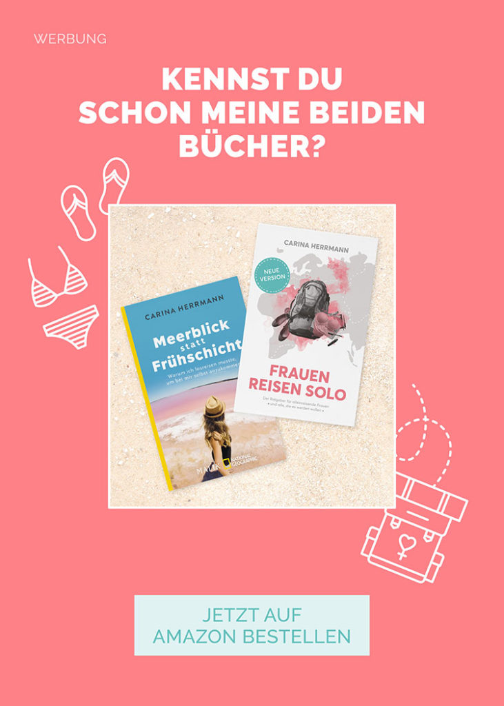 Alleine reisen als Frau Buch