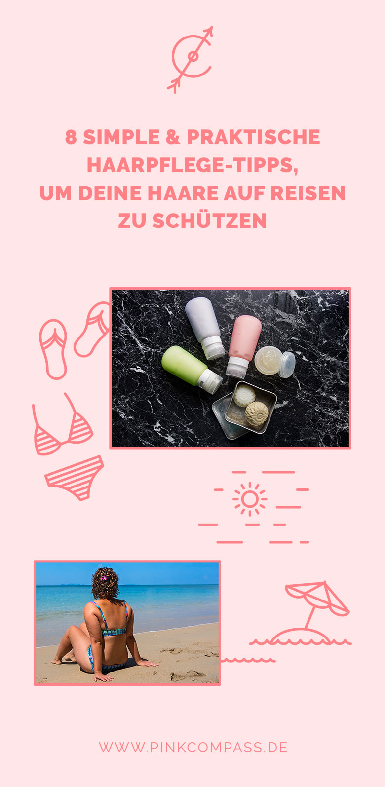 Haarpflege-Tipps-Reisen