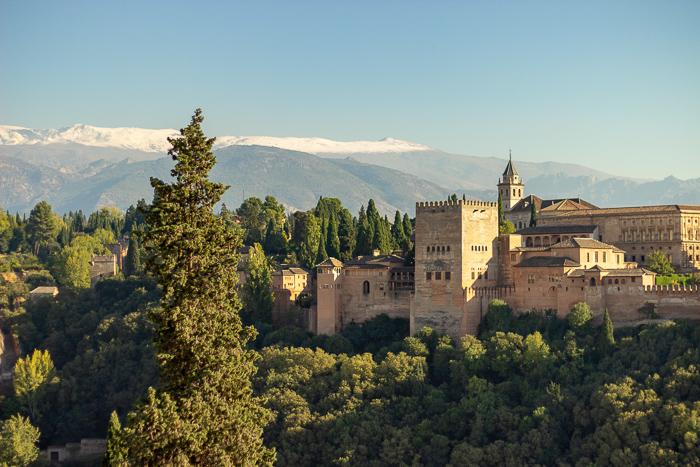 PinkCompass-Spanien-Granada-Alhambra