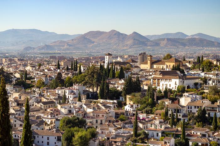 PinkCompass-Spanien-Granada