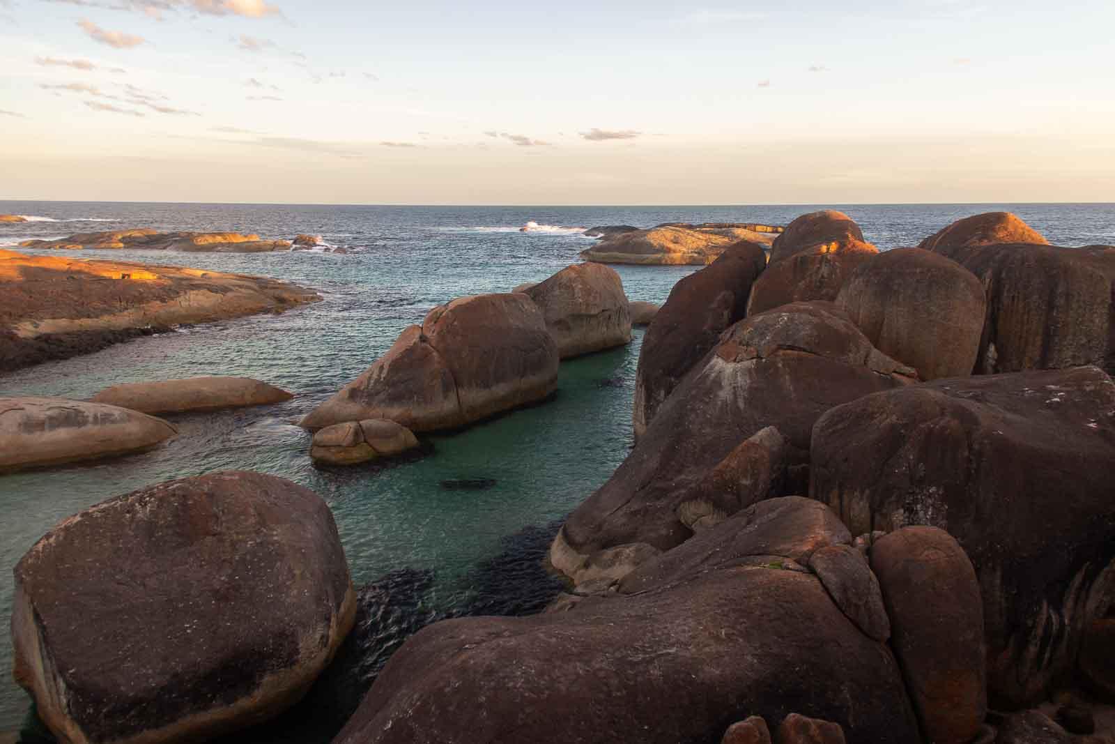 PinkCompass_SW-Australien_Roadtrip_Elephant-Rocks